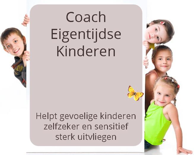 Coach hoogsensitieve kinderen