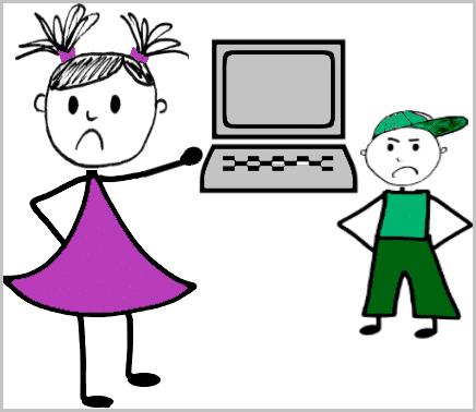 Beeldschermen en hooggevoelige kinderen