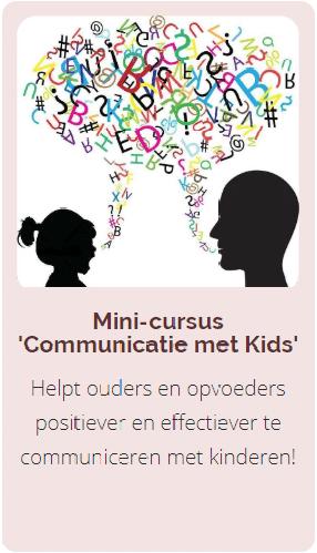 Mini-cursus Communicatie met kinderen