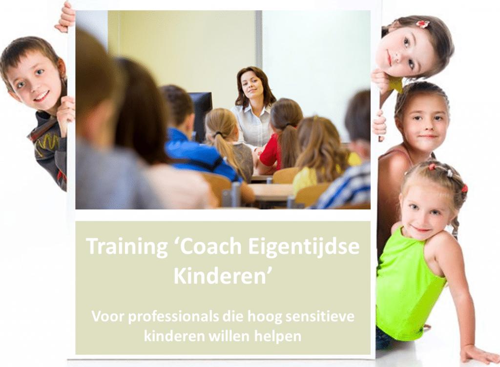 Opleiding tot Coach voor hoogsensitieve kinderen
